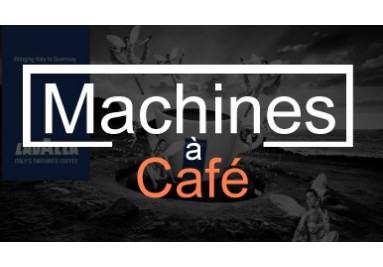 Machines a cafe